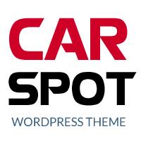 CarSpot Wordpress Theme